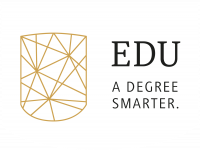Supported by EDU. A Degree Smarter